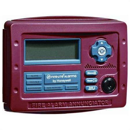 Fire-Lite Alarms Honeywell ANN-80 Remote Lcd Annunciator