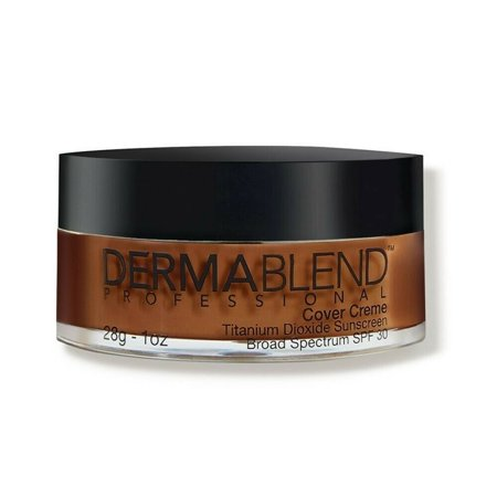 Dermablend Cover Creme Broad Spectrum SPF 30-Chocolate Brown CC