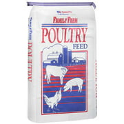 Manna Pro Commercial Layer 16 Pellet Poultry Food, 50 Lb.