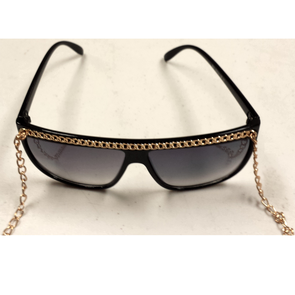 Gold Chain Sunglasses