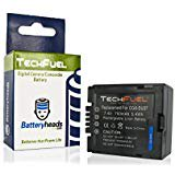 Panasonic CGR-DU06 Camcorder Replacement Battery - TechFuel Professional Li-ion Battery