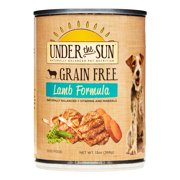 (Case of 12) Canidae Under the Sun Grain-Free Lamb Wet Dog Food, 13 oz