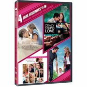 4 Film Favorites: Modern Romances Collection The Notebook   He's Just Not That Into You   Life As We Know It   Crazy,... by WARNER HOME VIDEO