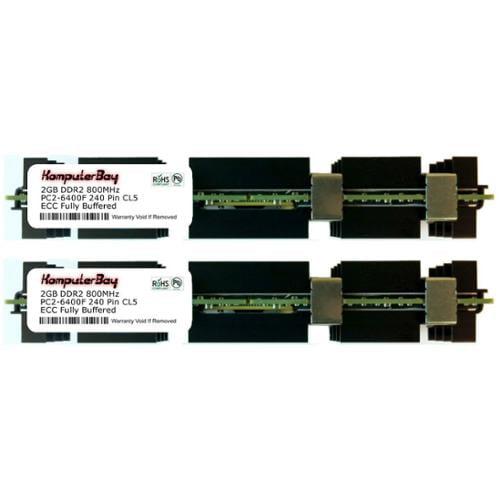 Komputerbay 4GB (2x2GB) Memory Apple Mac Pro 3,1 2008 Qua...