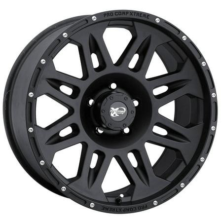 Peerless Prg Series (Pro Comp Alloy 7005-7973 Xtreme Alloys Series 7005 Black Finish )