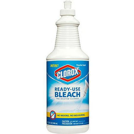 Clorox Ready Use Regular Scent Bleach 32 Fl Oz