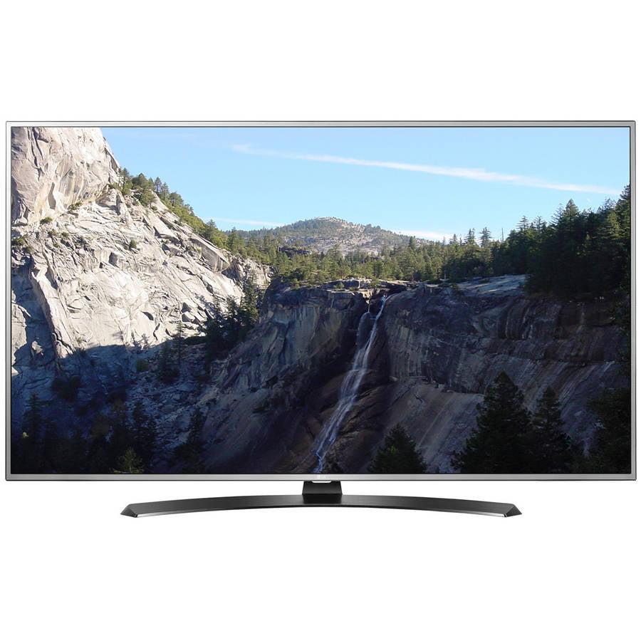Refurbished LG 55 Class  -  4K Ultra HD, Smart, LED TV  -  2160p, 60Hz (55UH7650)