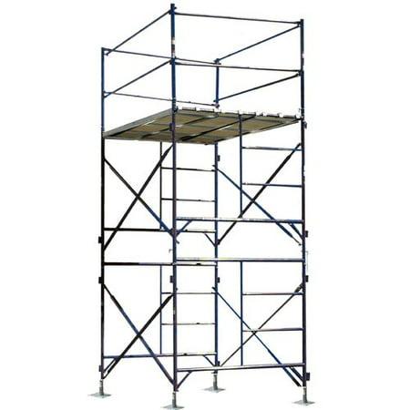 Buffalo Tools 2-Story Stationary Scaffold Tower