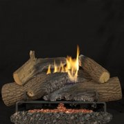 """Natural Gas Remote Ready Triple Flame Burner - 18"""""""