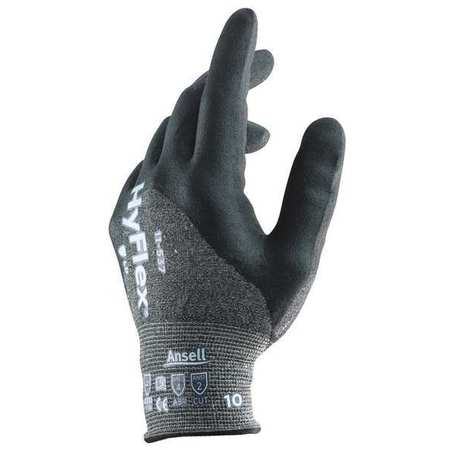 Ansell Size 8 Cut Resistant Gloves,11-537