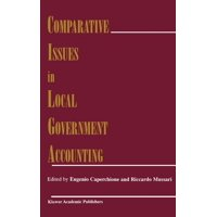 Comparative Issues in Local Government Accounting (Hardcover)