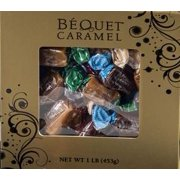 Bquet Caramel Celtic Sea Salt  Box, 24oz