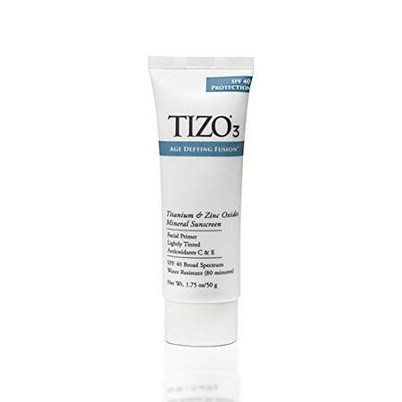 TIZO 3 Tinted Face Mineral SPF40 Sunscreen, 1.75 oz - image 1 de 1