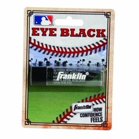 Franklin Sports Industry 2759 MLB Beeswax Eye Black](Football Eye Black)