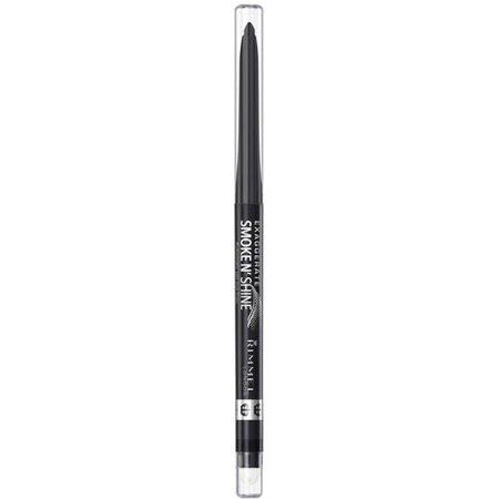 Rimmel Exaggerate Eye Definer, Little Black (Best Eye Makeup For Smokey Eye)