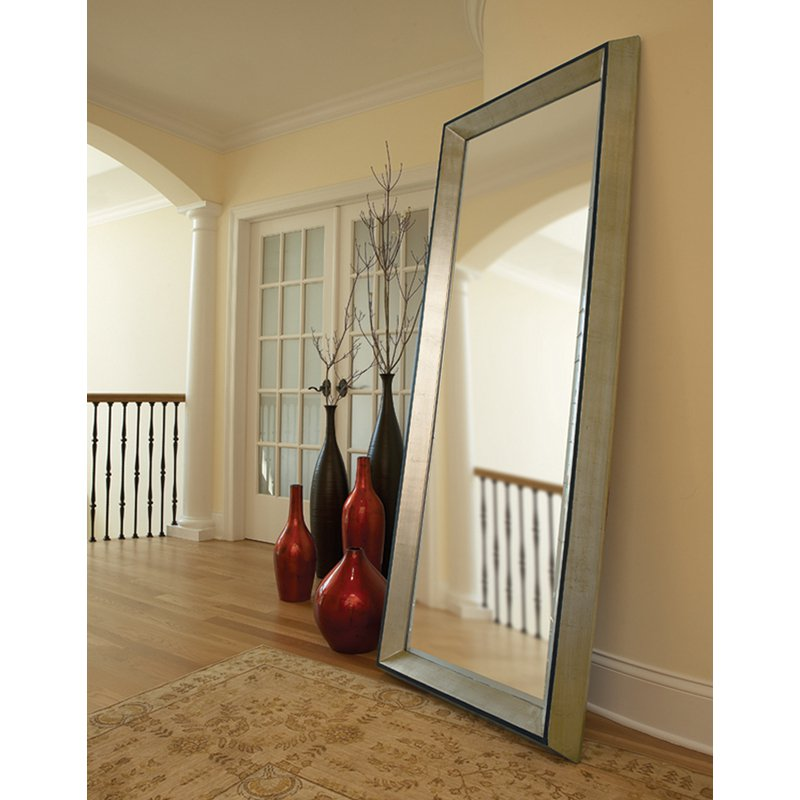 Elizabeth Austin Detroit Oversized Full Length Mirror 32W x 80H in. by Howard Elliott Collection
