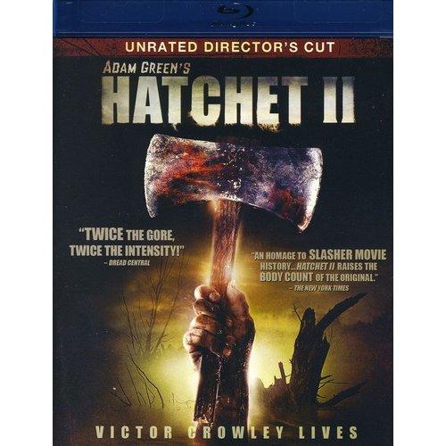 Hatchet II (Blu-ray)