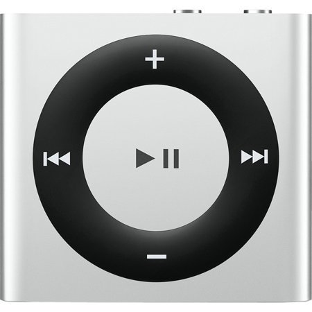 Apple Ipod Shuffle 2gb Silver-spa (Ipod Shuffle 2nd Generation Docking Station With Speakers)