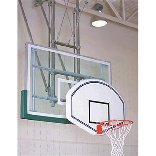 Gared Sports JJ1 8. 5 ft.  Junior Jammer Backboard Adapter  Lowers Goal