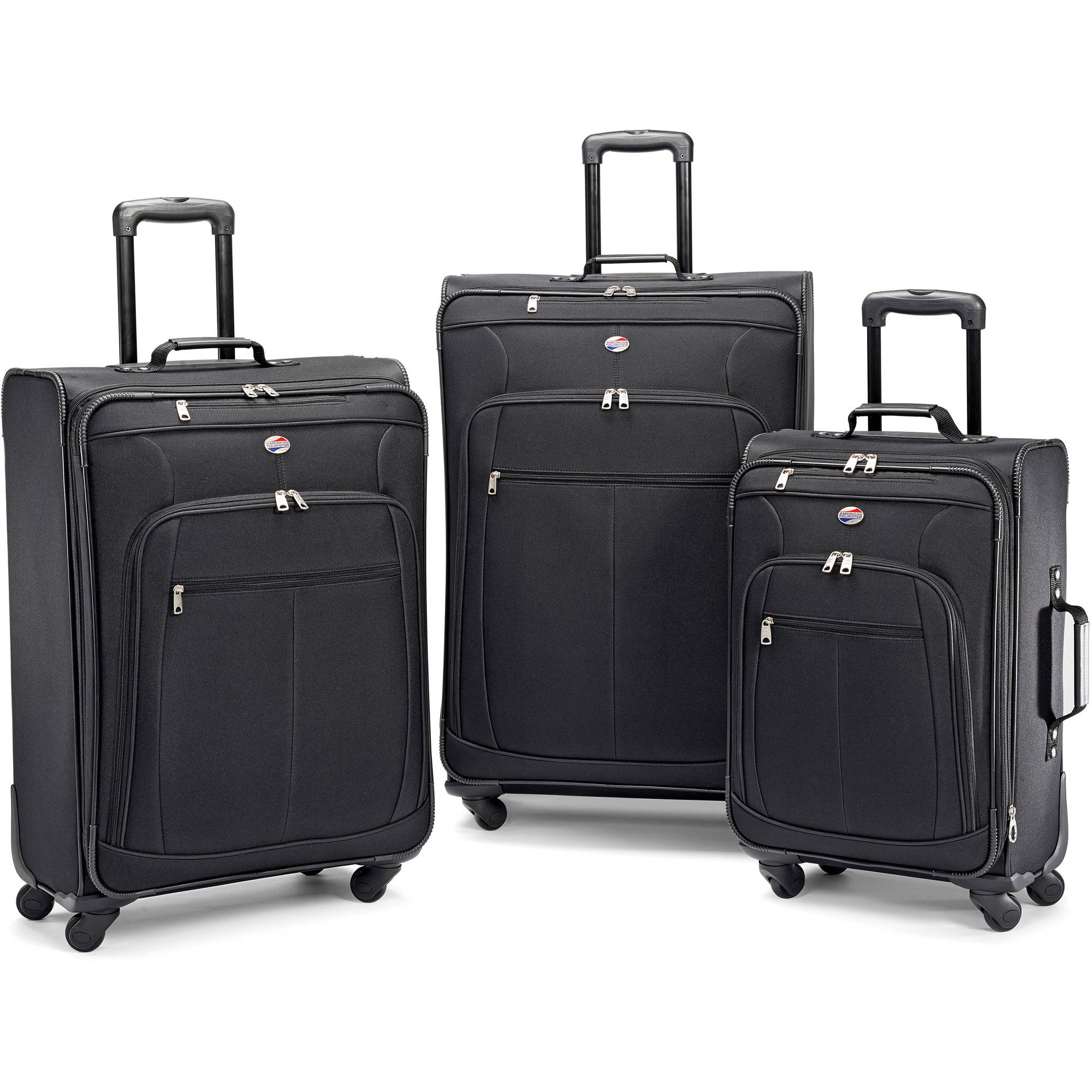 American Tourister Pop Plus Spinner Set, 3-Piece