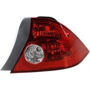 <b>New Tail Light Assembly 2004-2005 Left Side Fits Honda Civic Coupe HO2800155 33551S5PA11 </b>