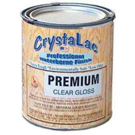 Crystalac Lacquer, Clear BRUSH GLOSS G