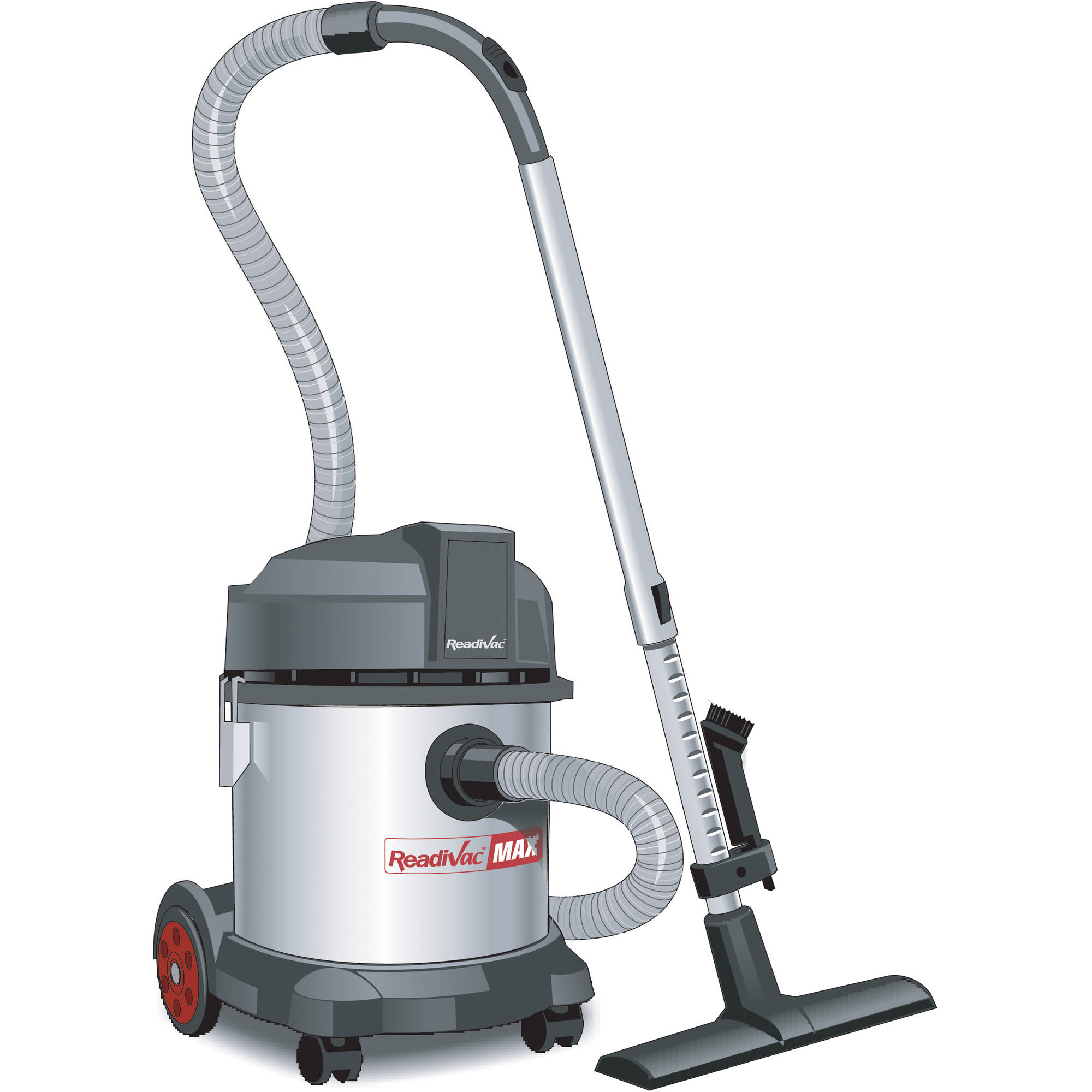 ReadiVac Max 5 Gallon Wet/Dry Canister Vacuum