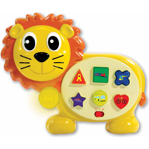 The Learning Journey Early Learning On The Go Lion