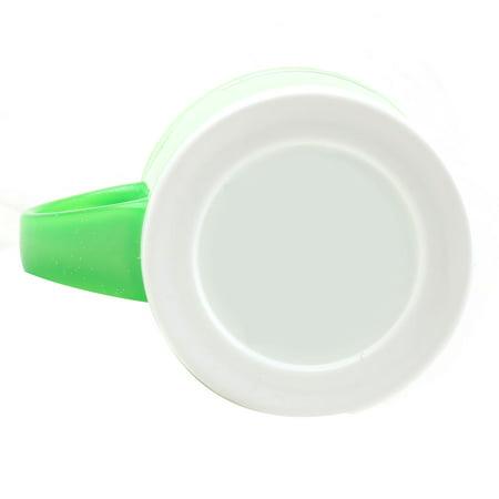 Famille Salle bain en plastique en forme cylindre gargariser Dentifrice Porte-gobelet Brosse à dents - image 1 de 3
