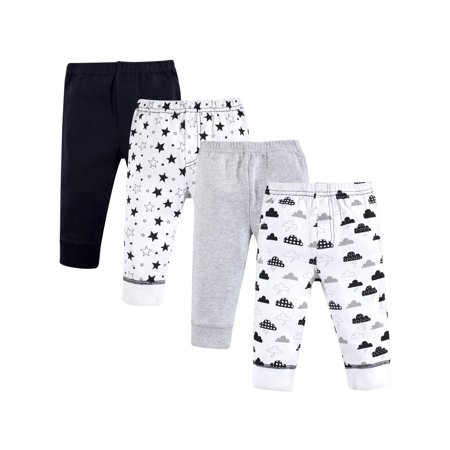 Tapered Ankle Pants 4Pk (Baby Boys and Baby Girls)