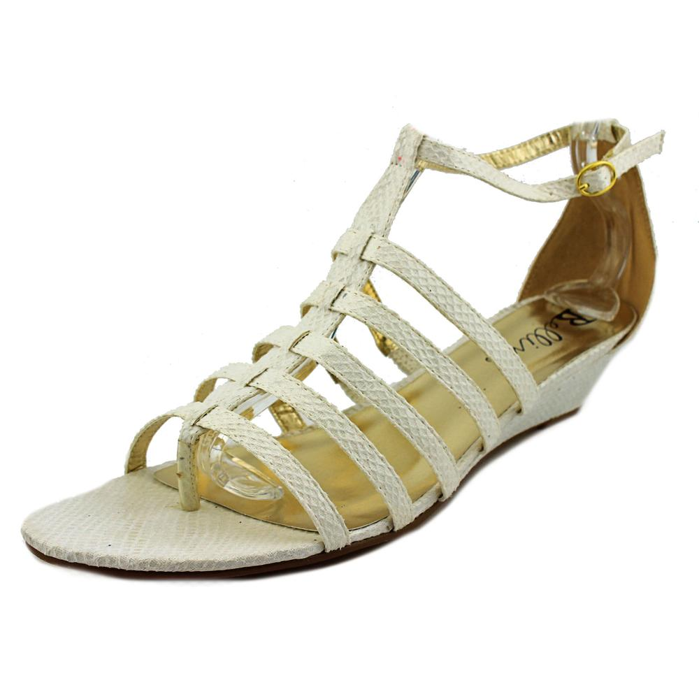 Bellini Fidelity Women  Open Toe Canvas  Gladiator Sandal