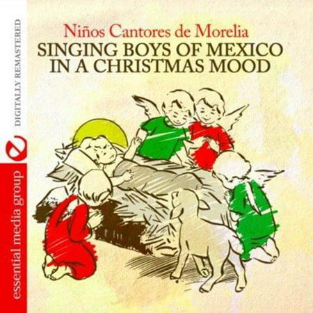 Nios Cantores De Morelia   Singing Boys Of Mexico In A Christmas Mood  Cd
