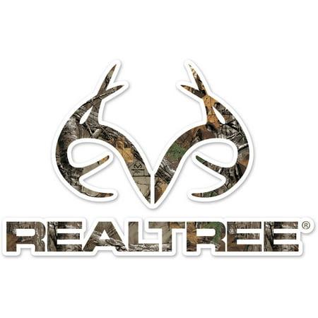 Realtree Antler Logo, Die Cut Decal 4