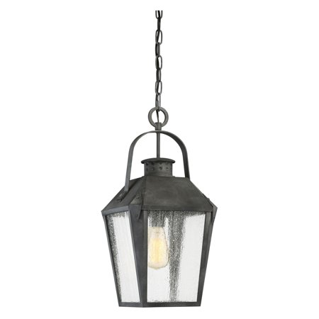 Quoizel Carriage CRG1910MB Outdoor Pendant Light