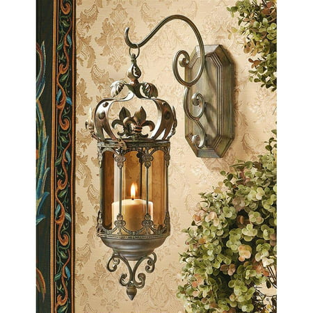 Design Toscano Crown Royale Hanging Pendant Lantern - Set of Two