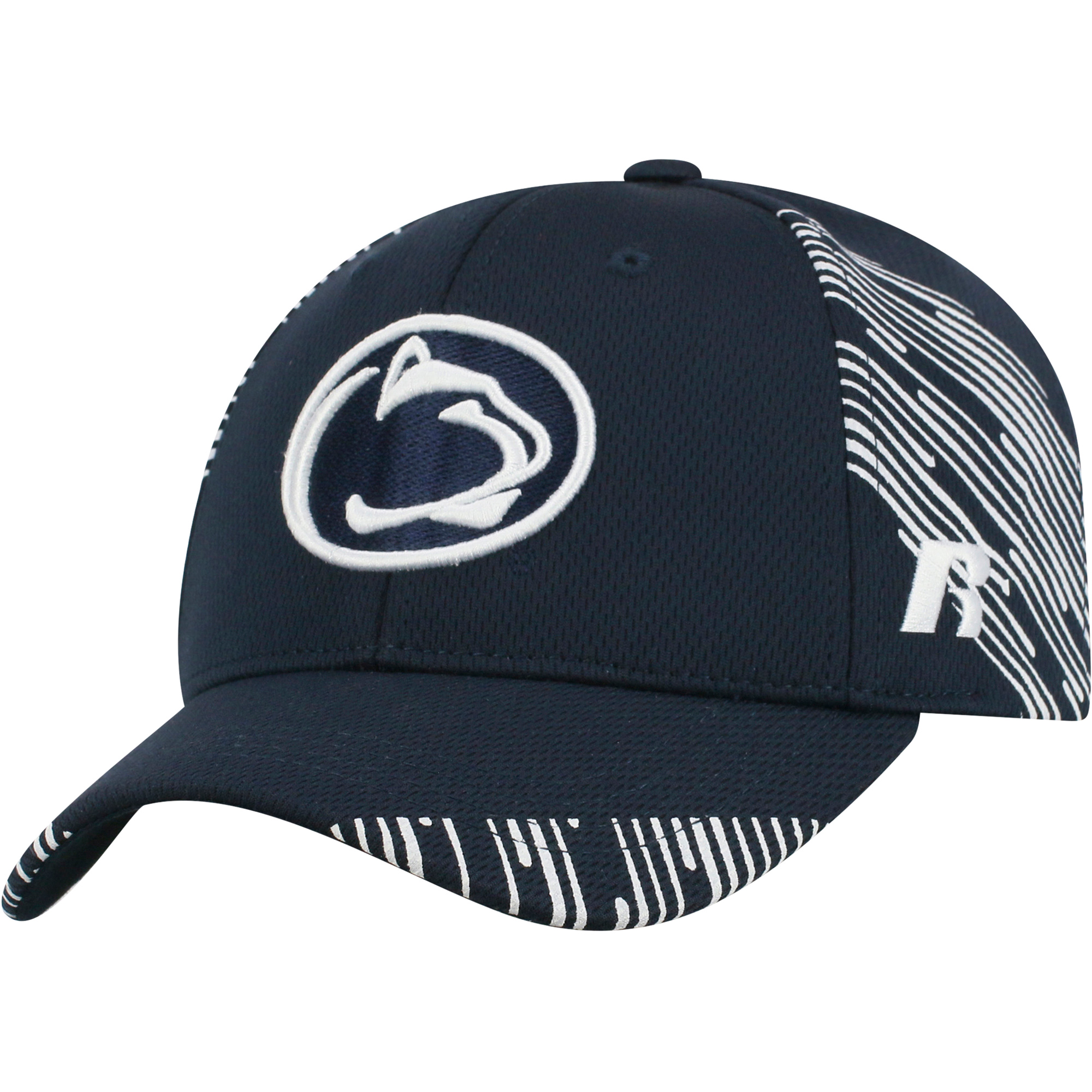 Men's Navy Penn State Nittany Lions Uptempo Adjustable Hat - OSFA