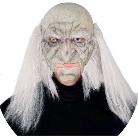 Shuddersome Moving Jaw Mask Adult Halloween Accessory - Jaw Mask