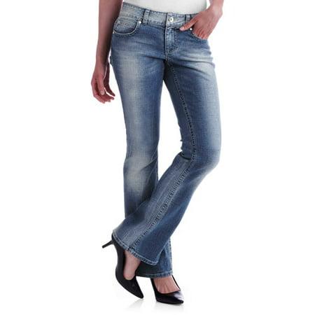 fbac7dd5e9 L.e.i. - L.e.i. - Juniors Ashley Bootcut Jeans - Walmart.com