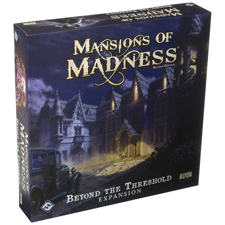 Mansions Of Madness 2nd Edition: Beyond The Threshold Expansion, The first expansion to Mansions of Madness Second Edition By Fantasy Flight Games From