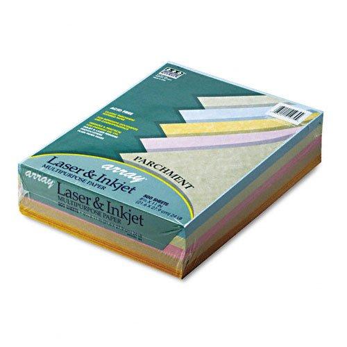 PAC101079 - Array Colored Bond Paper, Size - 8 1/2 x 11 B...