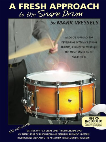 Fresh Approach To Snare Drum Volume 1 by