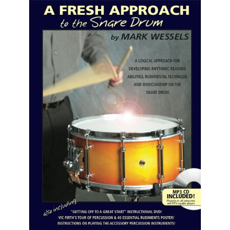 Fresh Approach To Snare Drum Volume 1 ()