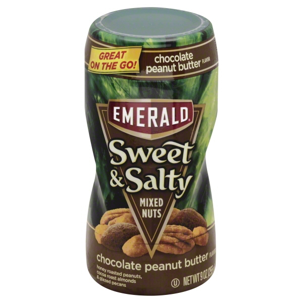 Snyders Lance Emerald  Mixed Nuts, 9 oz