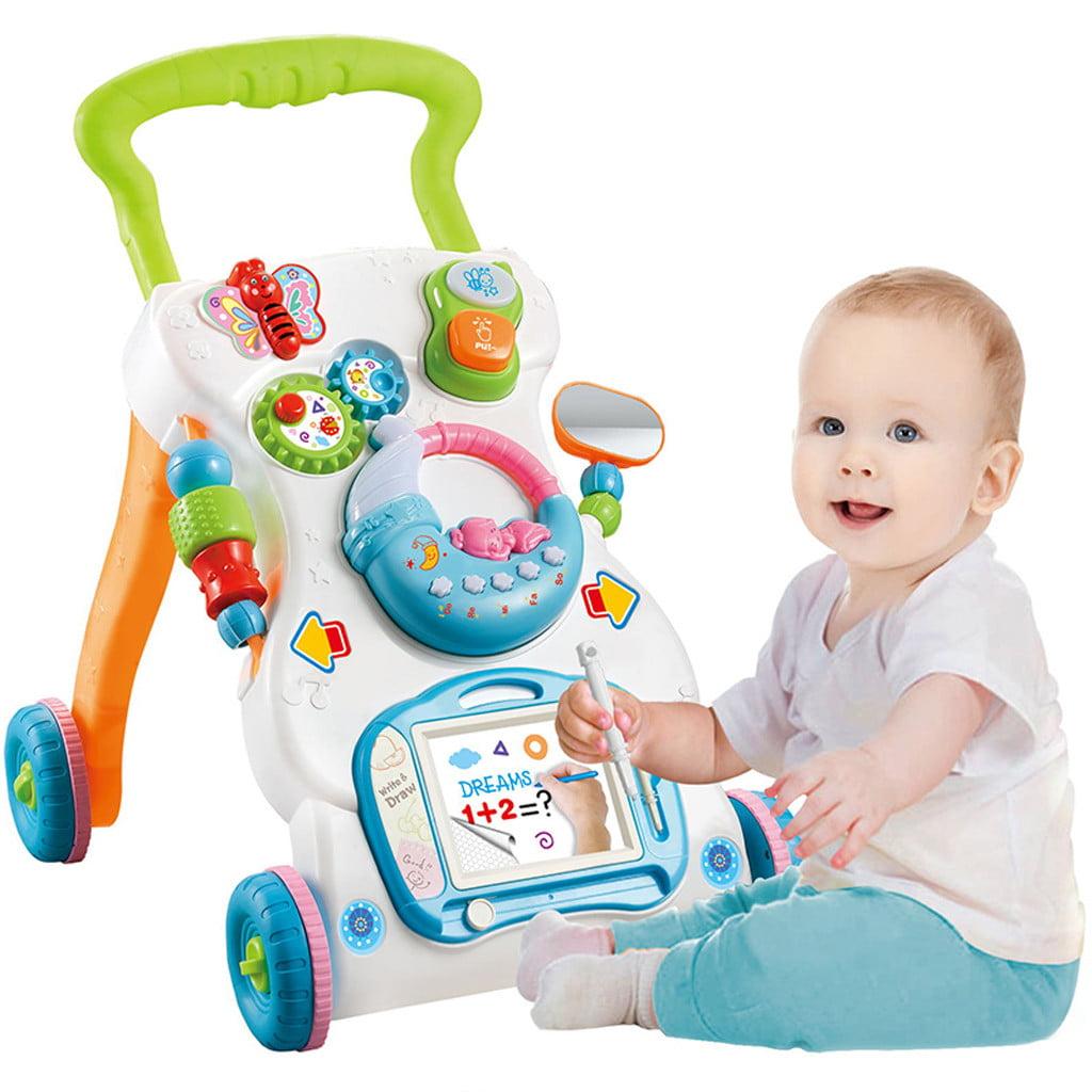 Baby Walker Multi-Function Stroller Best Toy For Children To Learn Walking by