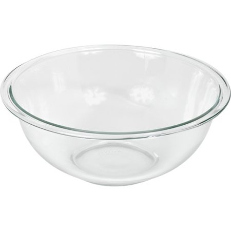 Pyrex Original 2 5 Qt Clear Mixing Bowl Walmart Com