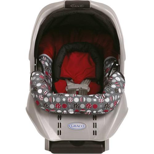 Graco SnugRide Infant Car Seat, Dotastic