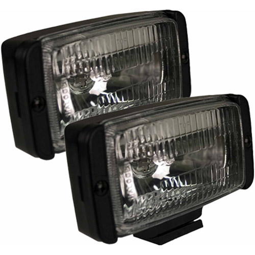 Blazer DF1073KB OE Driving Light Kit with Black Housing, Pack of 2 Lights