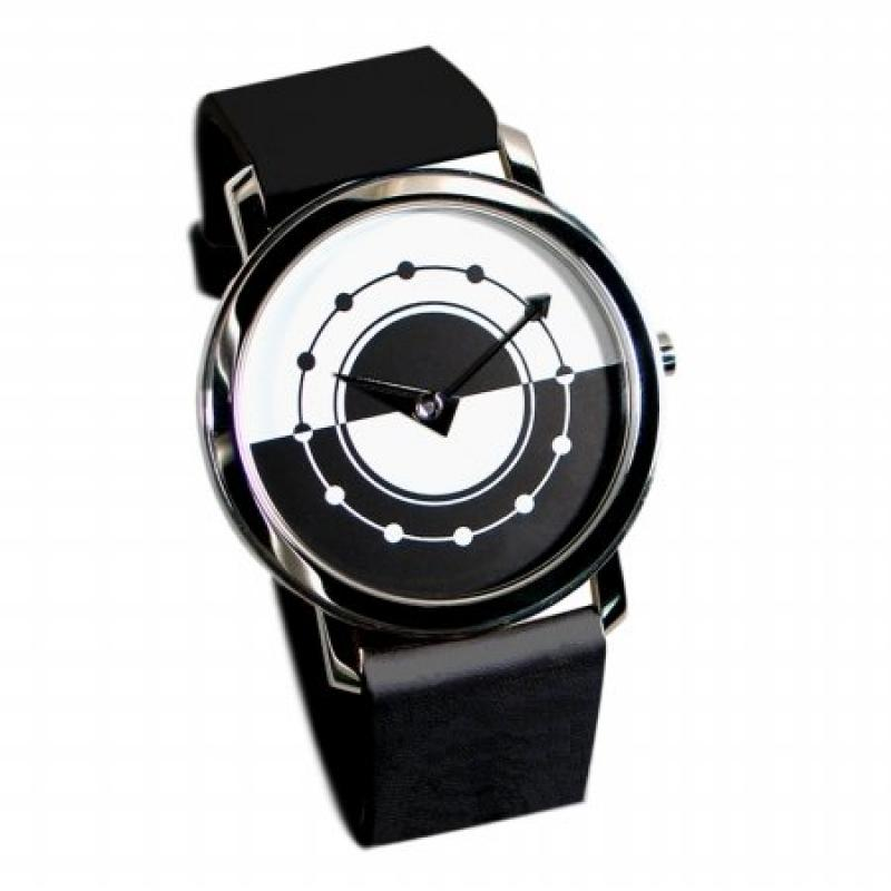 Image of ACME Studios Inc Dia Y Noche Watch, Black Strap (QBP03W1)