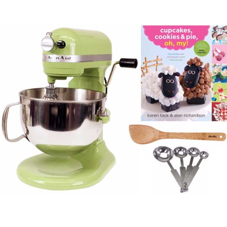 KitchenAid Pro 600 Series 6 Quart Bowl-Lift Stand Mixer + Free Cookbook and  More