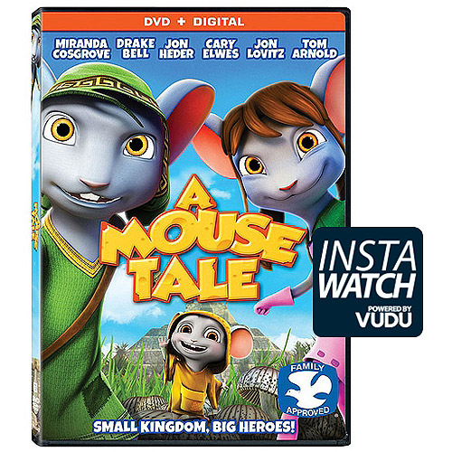 A Mouse Tale (DVD + Digital Copy) (With INSTAWATCH)